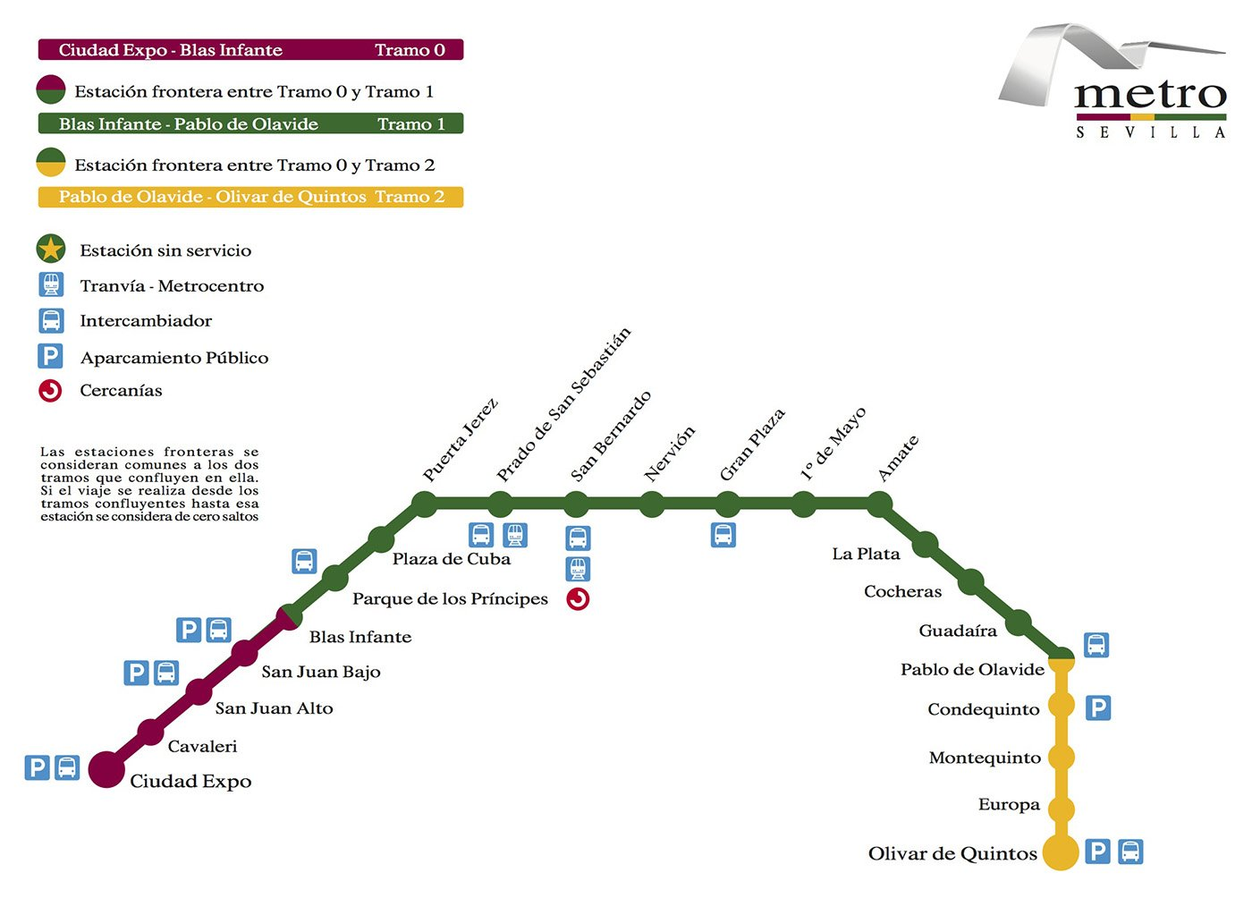 Metro Sevilla Is Seville's Subway   Seville Traveller